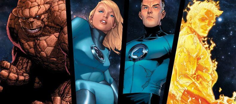 A New Fantastic four movie is development