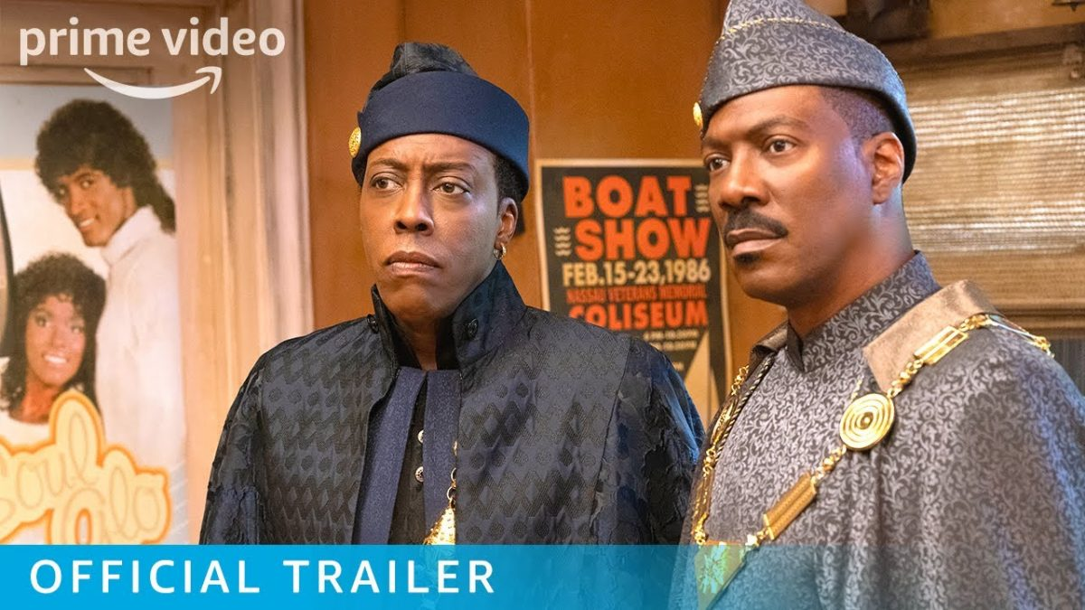 Coming 2 America,Sequel of the 80s classic now available to Amazon Prime