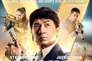 Jackie Chan Returns In Vanguard, Coming This January