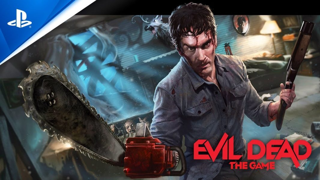 Evil Dead Trailer for Ps5 and Ps4