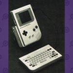 Lost Keyboard Peripheral For Game Boy Uncovered