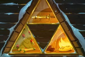 A Merry Hyrule Christmas Now Available From Materia Collective