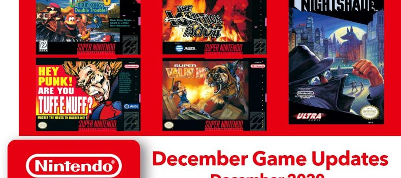 Nintendo Adding DKC 3 To Switch Online Library This Month