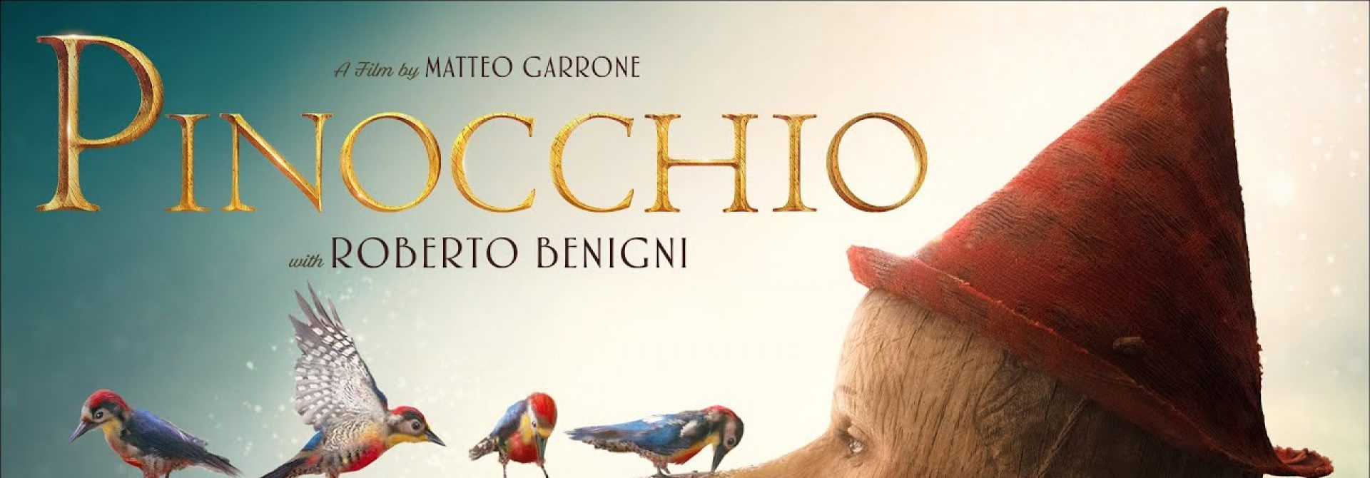 Oscar Best Actor winner Roberto Benigni gives Pinnochio one more try.