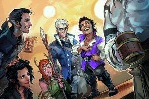 Dark Horse Announces Another Critical Role Comic Book