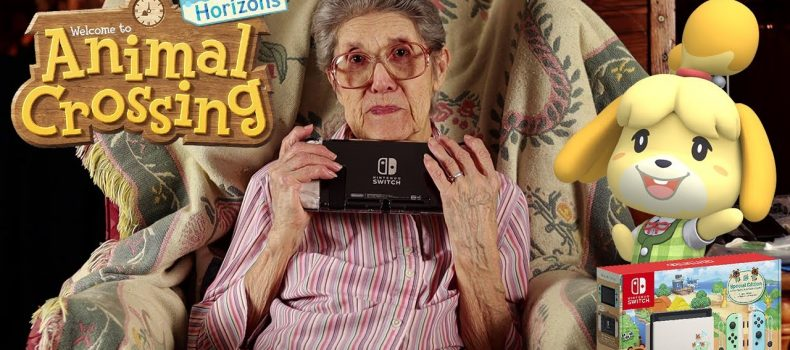 The grannies of gaming
