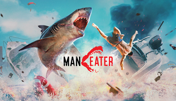 Maneater coming to ps5 this January!