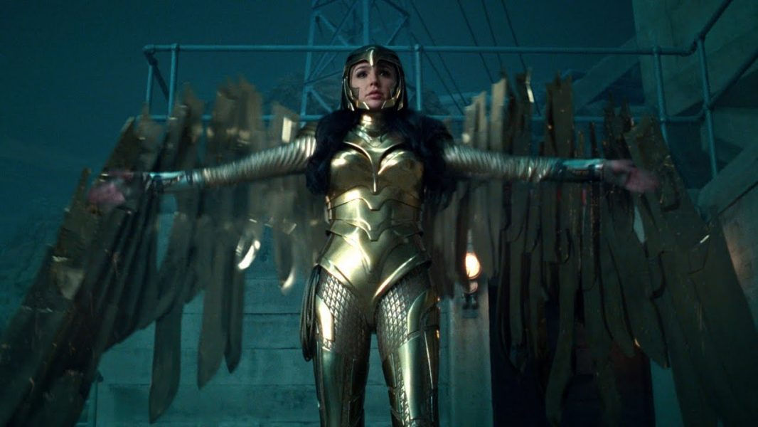 Wonder Woman 1984 is available in HBO Max now!