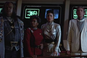 There Are Four Hosts Podcast Episode 25 – Star Trek V The Final Frontier (Or what does god need with a starship?)
