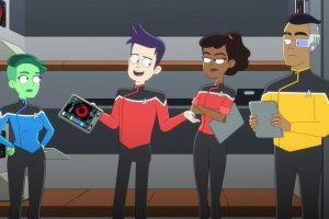 Episode – 21 (Star Trek Lower Decks – Envoys & Temporal Edict)