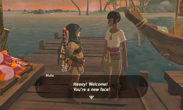 Turns Out Breath Of The Wild's Human Population Are Technically Miis