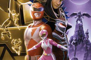 Renegade Announces Power Rangers Deck-Building Game