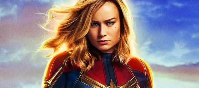 TNT Celebrates Captain Marvel With Decidedly Non-Marvel Marathon