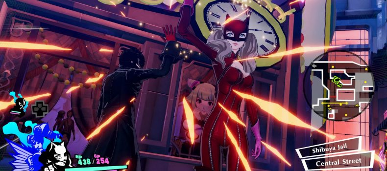 Atlus Shows Off Persona 5 Strikers In New Trailer