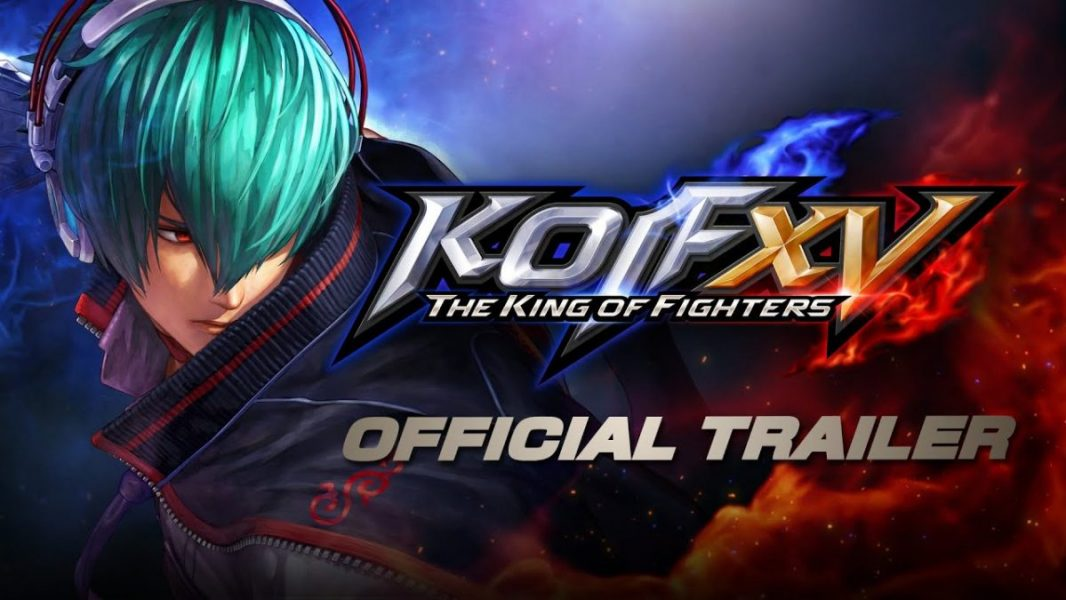 King of Fighters XV first trailer reveal