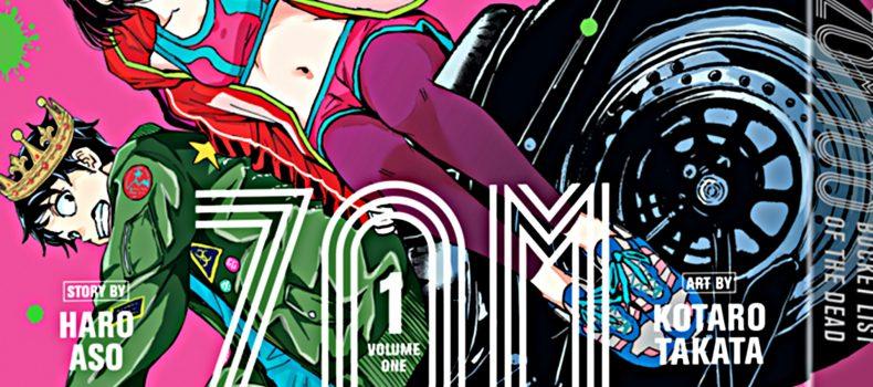 Viz Media's February Manga Headliners