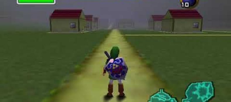 The Lost Worlds Of Zelda Finally Discovered