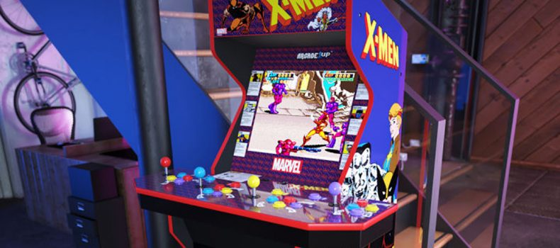 Arcade 1Up Reveals Killer Instinct, Dragon's Lair, X-Men And More