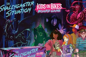Kids On Bikes Presents…The Snallygaster Situation