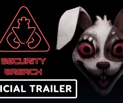 Five Nights at Freddy's Security Breach , FNAF goes 3d
