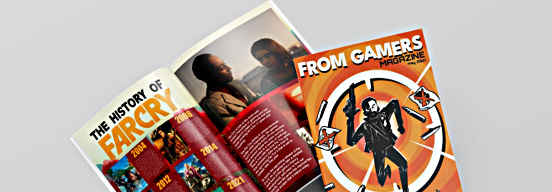 From Gamers Magazine Launches Kickstarter