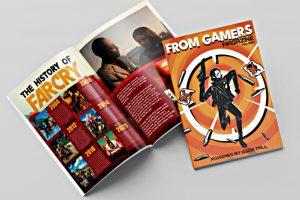 From Gamers Magazine Launches Kickstarter