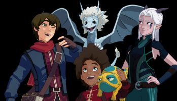 Tales Of Xadia: The Dragon Prince RPG