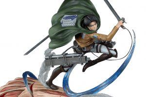 Funimation Preparing A Final Merch Blitz For Attack On Titan