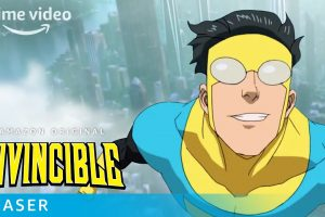 Invincible, An upcoming Animated series from the Makers of The Walking dead