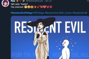 Lady Dimitrescu 's height finally revealed by Capcom