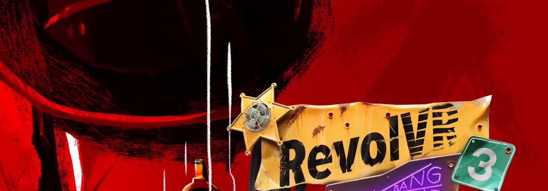 RevolVR3 Released On Steam