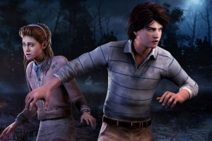 Dead By Daylight Dresses Up Stranger Things Characters