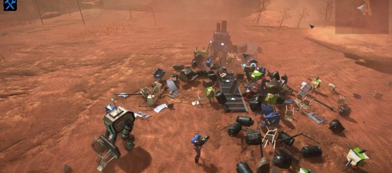 Get Trashed On Steam Early Access Today