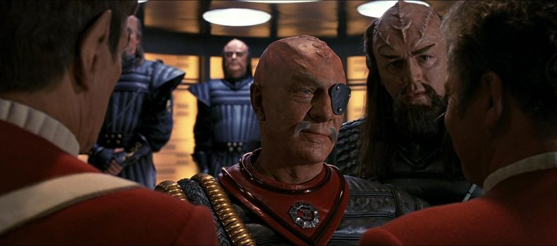 There Are Four Hosts Podcast Episode 26 – Star Trek VI The Undiscovered Country
