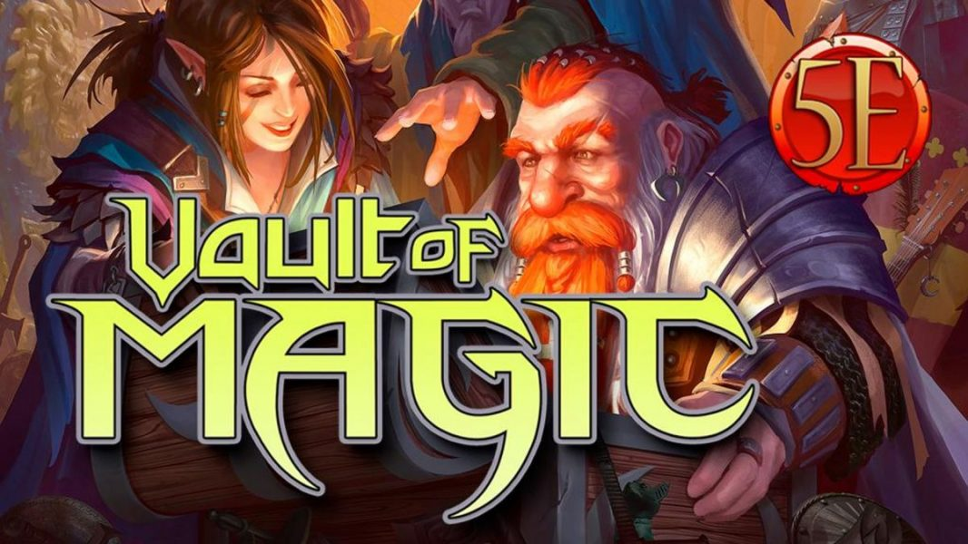 vault of magic