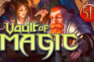 Kobold Press Presents The Vault Of Magic