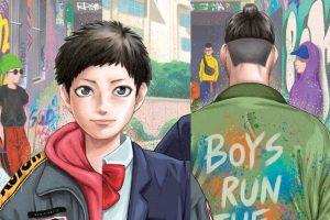 Kodansha Announces Debut Date For Boys Run the Riot Vol. 1