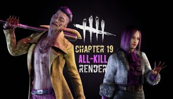 Dead By Daylight Chapter 19: All Kill, A Kpop idol is the next Dead by Daylight killer.