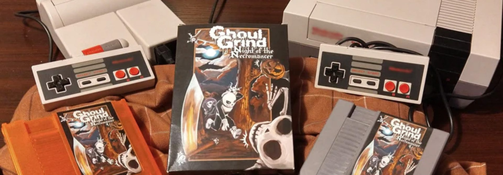 Ghoul Grind Launches Kickstarter Campaign
