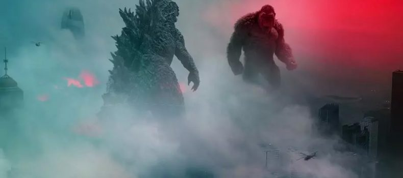 Godzilla Vs Kong Opens In Theaters And HBO Max