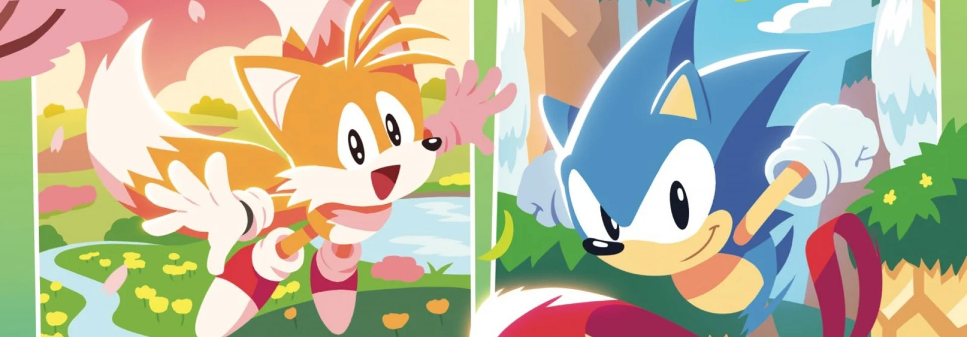 IDW Announces 30th Anniversary Sonic Comic