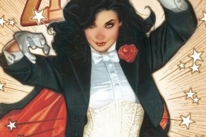 WB Is Now Developing A Zatanna Something