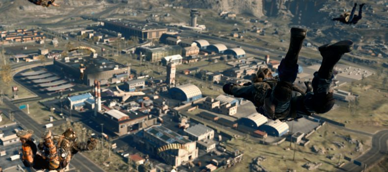 Call Of Duty Warzone Takes Players On A Time Trip