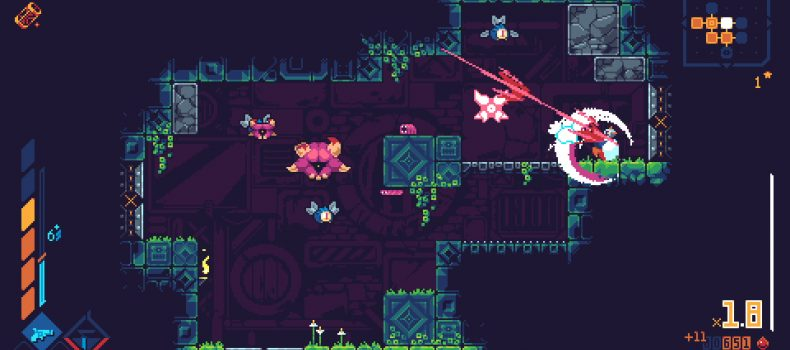 ScourgeBringer Travels to PS4 And Vita