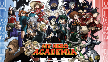 [ENG SPEAKING] MHA_S5_KeyArt_Horizontal