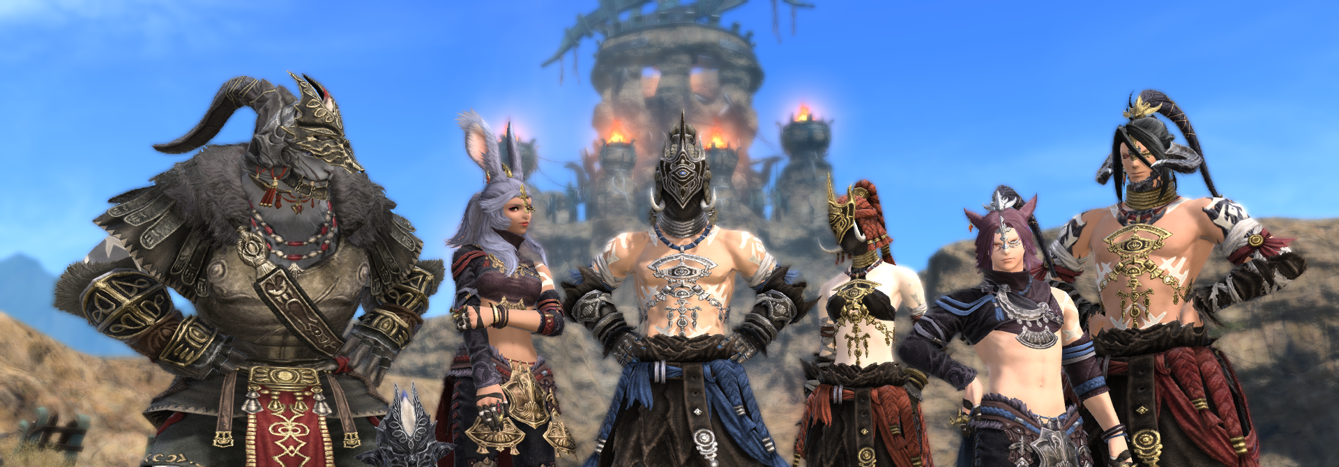 PS5 Open Beta For Final Fantasy 14 Launches Today