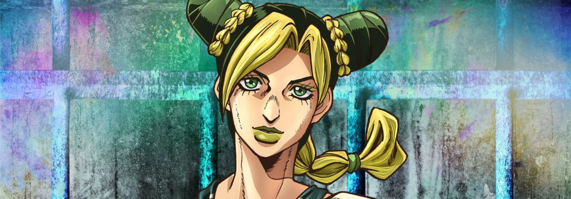 Jojo's Bizarre adventure part 6: Stone Ocean Trailer