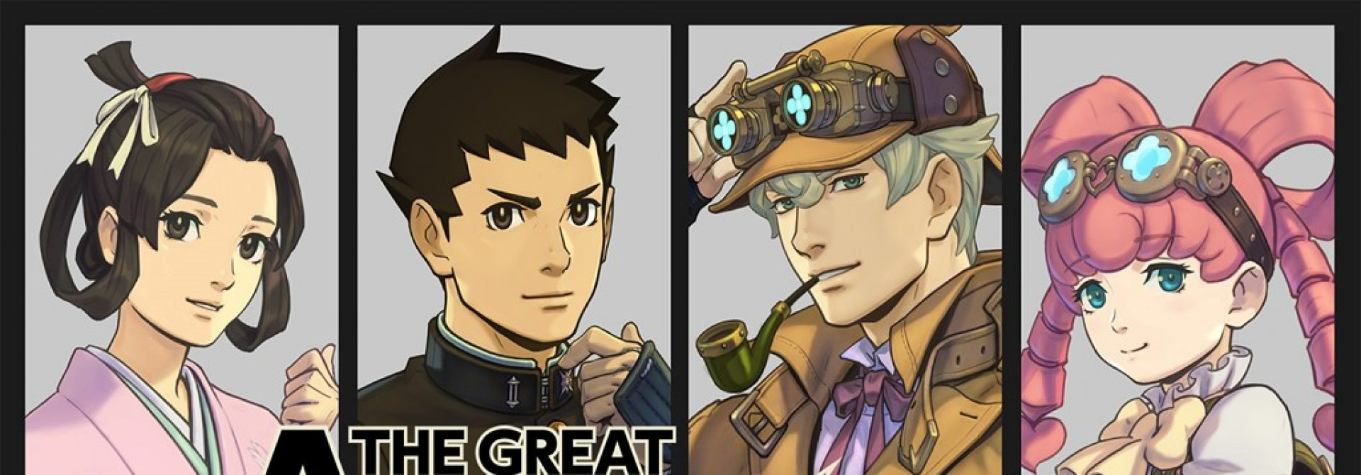 The Great Ace Attorney Makes His Journey West