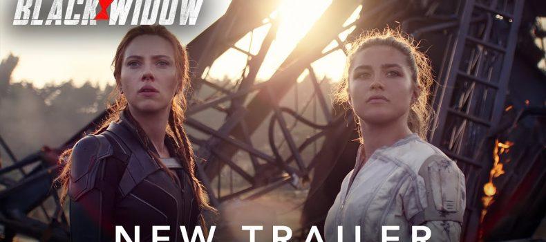 Black Widow latest trailer announces release date