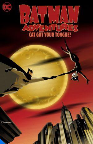 Batman Adventures: Cat Got Your Tongue? -DC Comics Solicitations July 2021